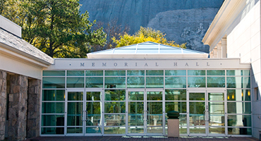 Discovering Stone Mountain Museum at Memorial Hall