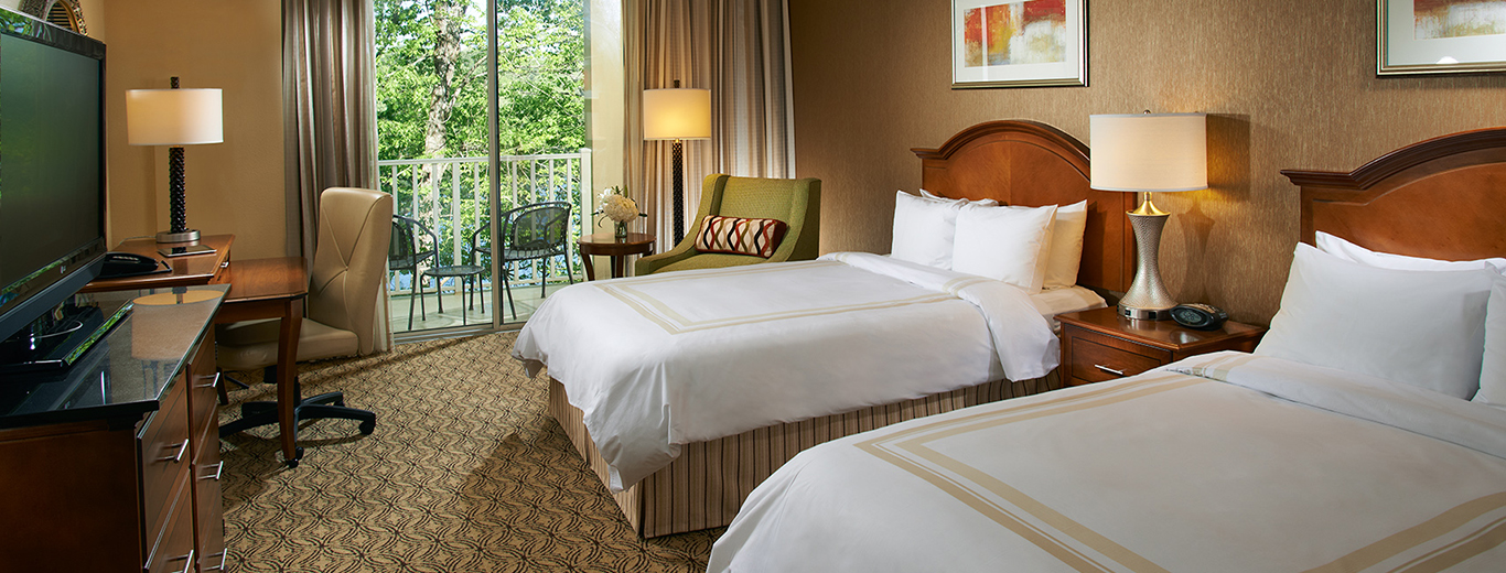 Atlanta Evergreen Marriott Conference Resort Room