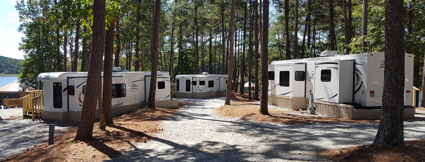 New RV Rental Trailers Learn More Stone Mountain Park Yurts
