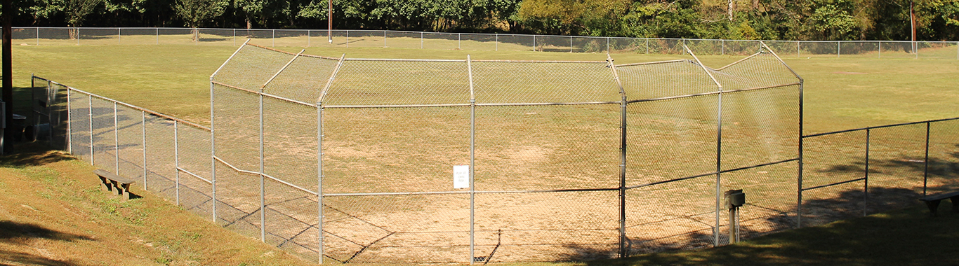 Baseball Field at Stone Mountain Park