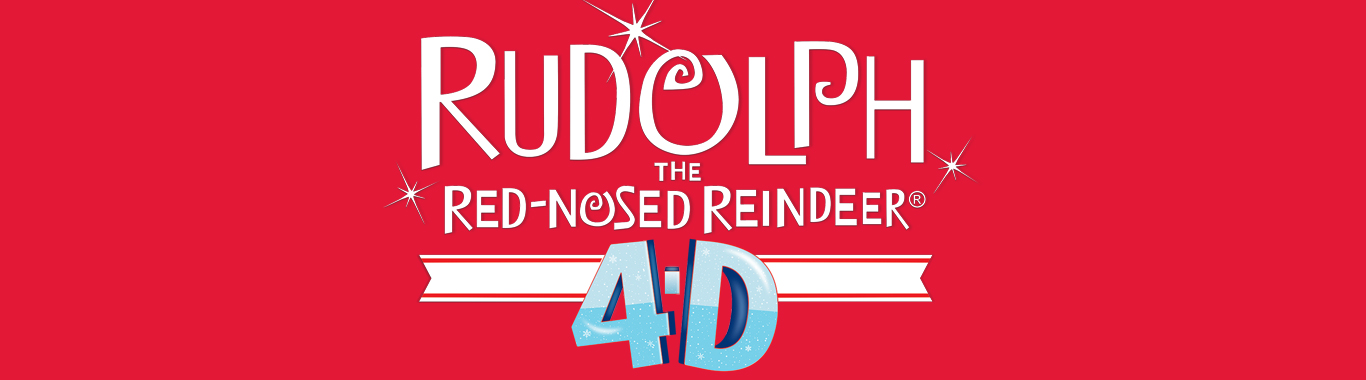 Rudolph The Red-Nosed Reindeer 4-D