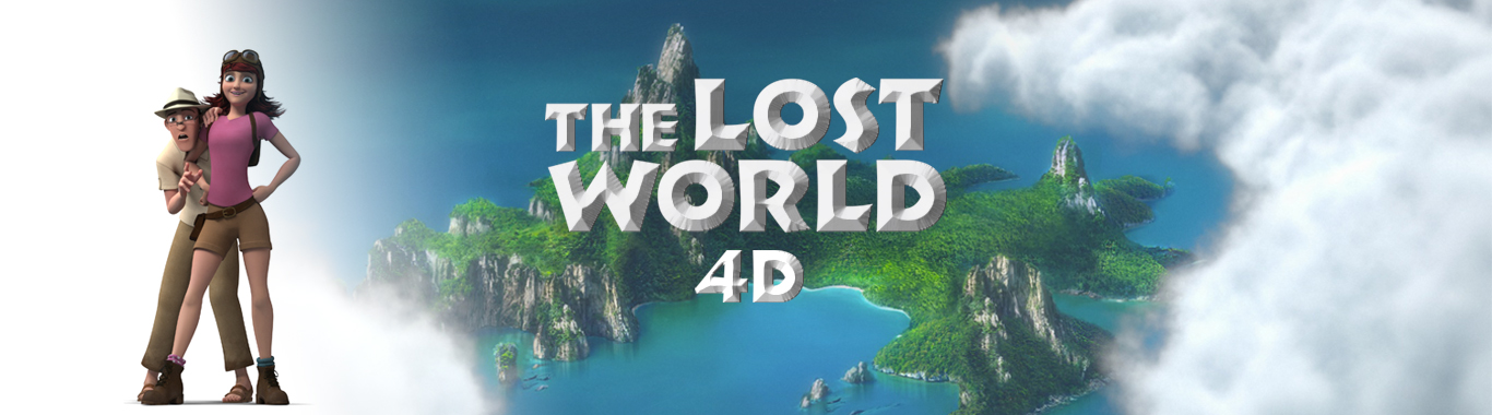 The Lost World 4D