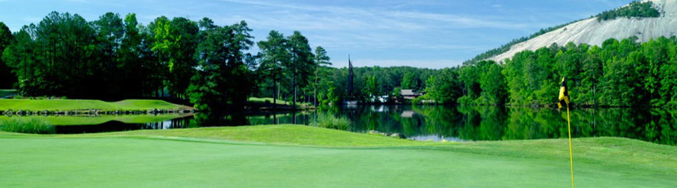 Stone Mountain Park Golf