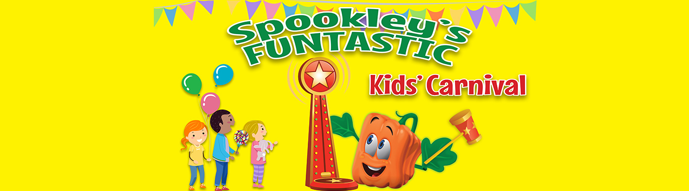 Spookley's Funtastic Kids' Carnival