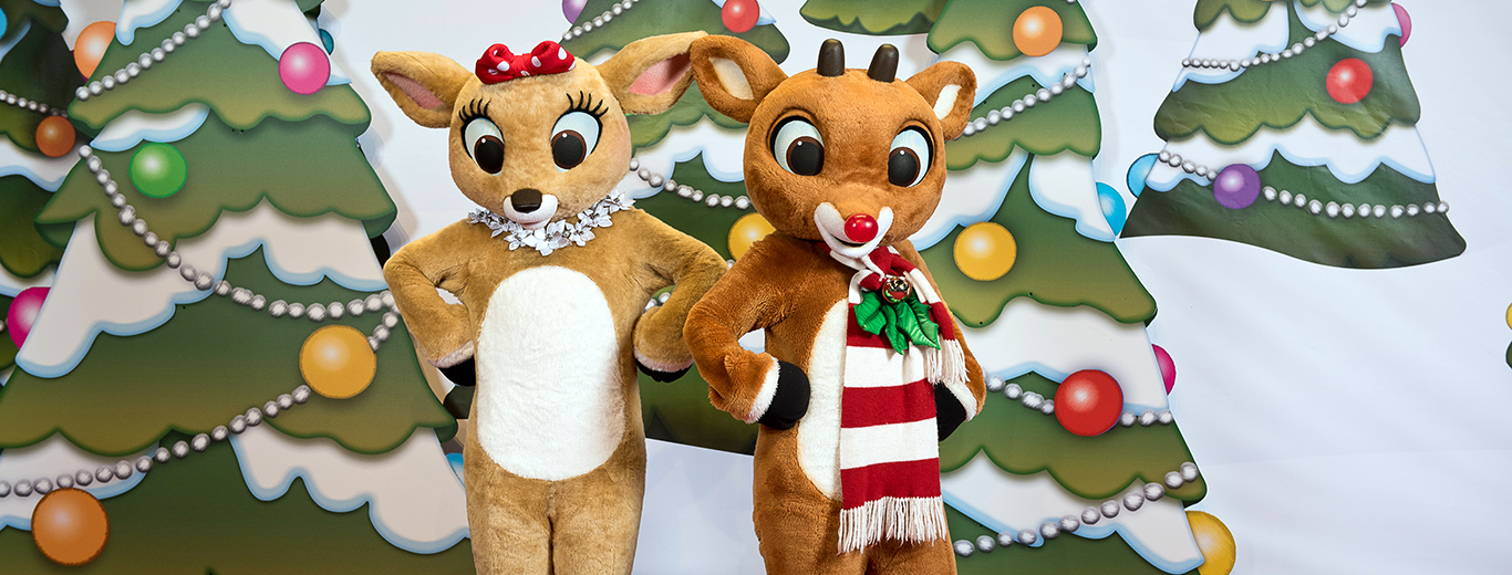 Rudolph's Merry Little Meet and Greet