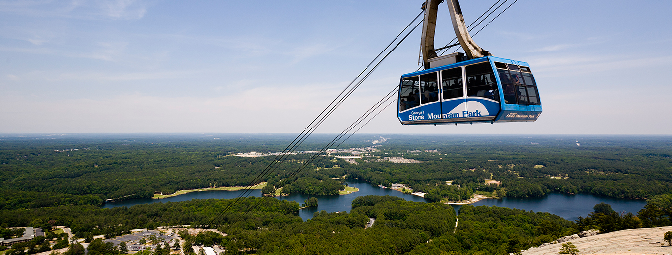 Stone Mountain Theme Park Attractions Events In Atlanta