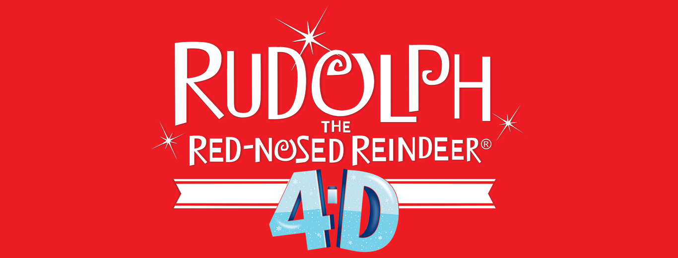 Stone Mountain Christmas Rudolph 4D