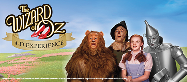 The Wizard of Oz 4-D Experience