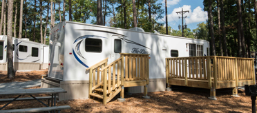 Campground RV Rentals