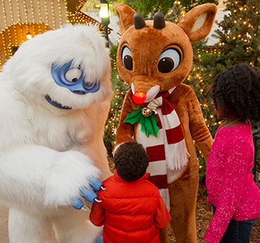 Rudolph the Red-Nosed Reindeer® and Bumble