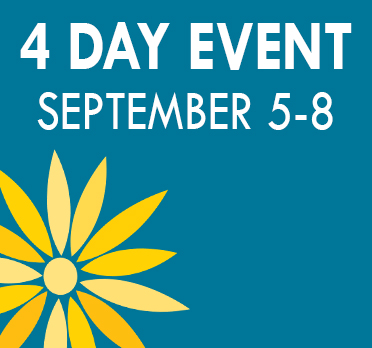4 Day Arts and Crafts Event