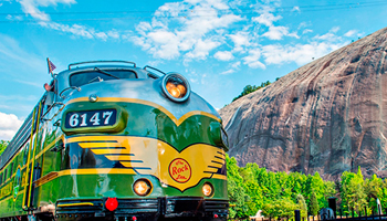 Summer At The Rock Scenic Railroad