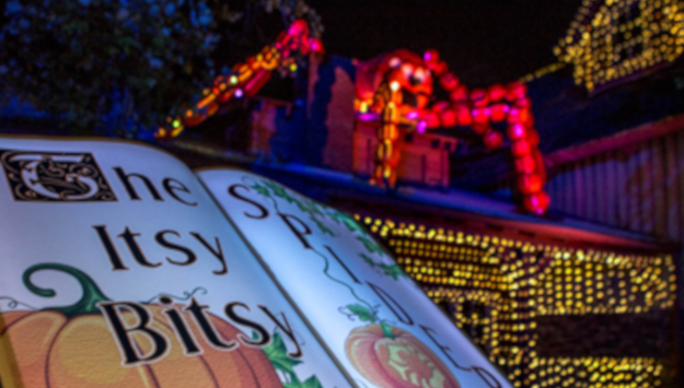 Your favorite storybook, nursery rhyme, fairy tale, and literary characters at Pumpkin Festival