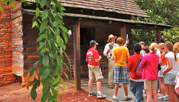 Field Trip Programs at Stone mountain Park